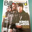 BILLBOARD MAGAZINE February 21, 2009 KINGS OF LEON Chris Brown