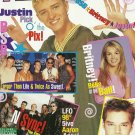 TEEN BEAT ALL-STARS December 1999 BACKSTREET 'N Sync