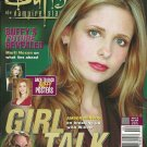 BUFFY THE VAMPIRE SLAYER MAGAZINE Issue #2 April 2002 INTERVIEWS Posters