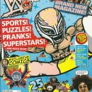 WWE KIDS MAGAZINE May/June 2008 Sports PUZZLES Pranks SUPERSTARS Comics