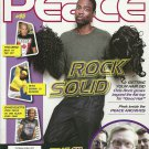 PEACE Canada's Street Style Magazine #95 Fall 2009 CHRIS ROCK Trailer Park Boys