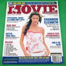 TOTAL MOVIE & ENTERTAINMENT MAGAZINE Issue #5 October/November 2001 SHANNON ELIZABETH