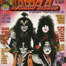 Metal Edge Present THE OFFICIAL KISS PSYCHO CIRCUS TOUR MAGAZINE 1999 Giant Pull-Out Posters