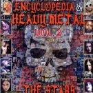 HIT PARADER ENCYCLOPEDIA OF HEAVY METAL Volume 2 May 2008
