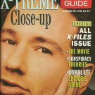 TV GUIDE MAGAZINE July 11-17, 1998 X-FILES' DAVID DUCHOVNY New Unread Copy