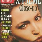 TV GUIDE MAGAZINE July 11-17, 1998 X-FILES' GILLIAN ANDERSON New Unread Copy