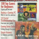 COMPUTER GAMES PC GAME GUIDE Premiere Issue Winter 1999 NEW COPY!
