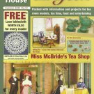 DOLLS HOUSE PROJECTS MAGAZINE No. 19 Summer 2003 Miss McBride's Tea Shop