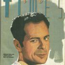 TV TIMES August 19, 1988 BRUCE WILLIS COVER Roberta Leighton SMOTHERS BROTHERS