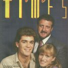 TV TIMES September 9, 1988 YANNICK BISSON Nicole Stoffman LYLE ALZADO