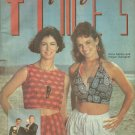 TV TIMES March 10, 1989 DANA DELANY Megan Gallagher CHINA BEACH Nada Rowand