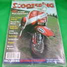 SCOOTERING MAGAZINE Edition 218 August 2004 w/ 16-Page Mod Supplement