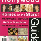 HOLLYWOOD HOMES OF THE STARS GUIDE 1999 Map STAR PHOTOS Walk of Fame 415 ADDRESSES