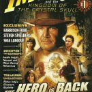 INDIANA JONES THE OFFICIAL MAGAZINE Issue #1 May/June 2008