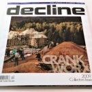 DECLINE MAGAZINE Collector's Issue November/December 2009 LENTICULAR COVER New Copy!