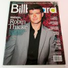 BILLBOARD MAGAZINE August 30, 2008 ROBIN THICKE Nelly KANYE WEST