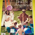 W MAGAZINE July 2005 BRAD PITT & ANGELINA JOLIE 60-Page Steven Klein Portfolio