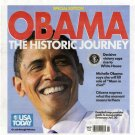 OBAMA THE HISTORIC JOURNEY USA Today Special Edition Magazine January 2009 NEW COPY!