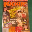 KICKIN' MAGAZINE Premiere Issue ca 1999 w/ Backstreet Boys Pinup ca 1999