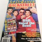 Hit Sensations Presents BACK STREET BOYS Vol. 1 No. 17 ca 1999