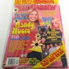 TEEN DREAM MAGAZINE April 2000 w/ Exclusive Mandy Moore Mini-Mag + Giant Poster