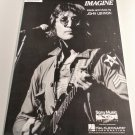 IMAGINE Piano Solo Sheet Music JOHN LENNON © 1988
