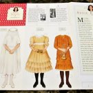 ADDIE BENCOMO Die-Cut Paper Dolls from American Girl Magazine