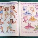 DIONNE QUINTUPLETS Magazine Paper Dolls by Loraine Morris 2 PAGES