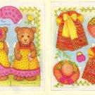 BECCA BEAR Magazine Paper Dolls by Carole Munshi