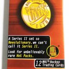 NHL HOCKEY '95-96 FLEER ULTRA EXTRA Sealed Booster Pack of 12 Trading Cards