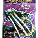DUEL MASTERS Rampage of the Super Warriors Sealed Booster Pack 11 Cards #3