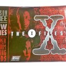 THE X-FILES SEASON THREE NEW SERIES - 6 Super Premium Trading Cards SEALED PACK!