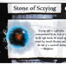 STONE OF SCRYING Wizkids Collectible Trading Card #R-113 SEALED!