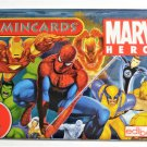 MARVEL HEROES LAMINCARDS Booster Pack of 5 Game Cards © 2008 Edibas