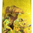 CONAN II All Chromium Collector Promo Card by Comic Images