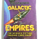GALACTIC EMPIRES UNIVERSE EDITION Trading Card Game Booster Pack of 14 Cards