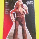 "STAR WARS JAR JAR BINKS Die-Cut Pop-Out Stand-Up Character w/ Easel 11"" High"