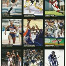 SI SPORTS ILLUSTRATED FOR KIDS Sheet of 9 Trading Cards #10 to 18 ALEX RODRIGUEZ
