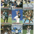 SI SPORTS ILLUSTRATED FOR KIDS Sheet of 9 Trading Cards #64 to #72 TRACY McGRADY