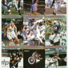 SI SPORTS ILLUSTRATED FOR KIDS Sheet of 9 Trading Cards #172-180 VENUS WILLIAMS