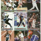 SI SPORTS ILLUSTRATED FOR KIDS Sheet of 9 Trading Cards #235-243 DREW BLEDSOE