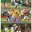 SI SPORTS ILLUSTRATED FOR KIDS Sheet of 9 Trading Cards #289-297 KOBE BRYANT