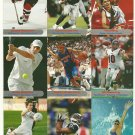 SI SPORTS ILLUSTRATED FOR KIDS Sheet of 9 Trading Cards #307-315 ELI MANNING