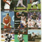 SI SPORTS ILLUSTRATED FOR KIDS Sheet 9 Trading Cards #397-405 LINDSAY DAVENPORT