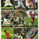 SI SPORTS ILLUSTRATED FOR KIDS Sheet 9 Trading Cards #487-495 JEFF GORDON
