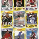 SI SPORTS ILLUSTRATED FOR KIDS Sheet 9 Trading Cards #559-567 BARRY BONDS