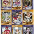 SI SPORTS ILLUSTRATED FOR KIDS Sheet 9 Trading Cards #622-630 PATRICK EWING