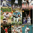 SI SPORTS ILLUSTRATED FOR KIDS Sheet 9 Trading Cards #667-675 ROGER CLEMENS