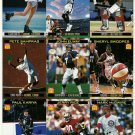SI SPORTS ILLUSTRATED FOR KIDS Sheet 9 Trading Cards #784-792 MICHELLE KWAN