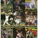 SI SPORTS ILLUSTRATED FOR KIDS Sheet 9 Trading Cards #820-828 VINCE CARTER